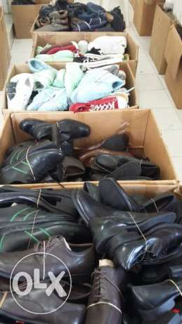 Shoes Outlet From USA-Whole Sale & Retail In Hadat- Baabda-(NEW)