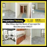 Ref. #3502: Apt - Rent - Mar Elias