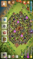 Coc lalbey3 town hall 10 level 131