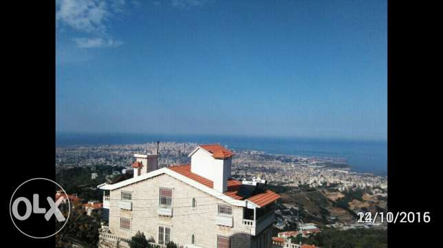 Ain saade furnished apartment for rent