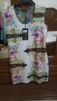Double faced dress - Les filles milano