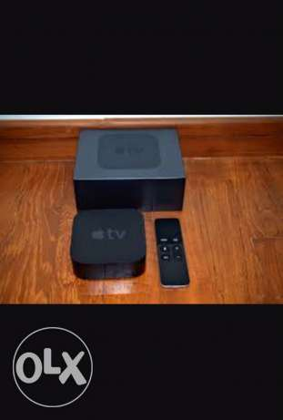 apple tv 4th generation + nimbus steal series controller