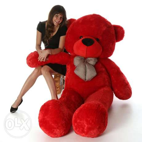 Teddy bear 1 meter