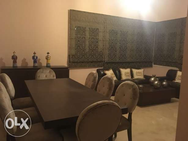 furnished apartment for rent in achrafieh sassine