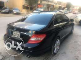 C300 model 2008 super clean ajnabyh clean car fax very good condition