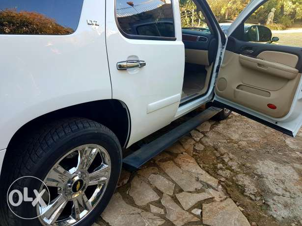 Special Chevy tahoe LTZ with original luxury package from company أشرفية -  7