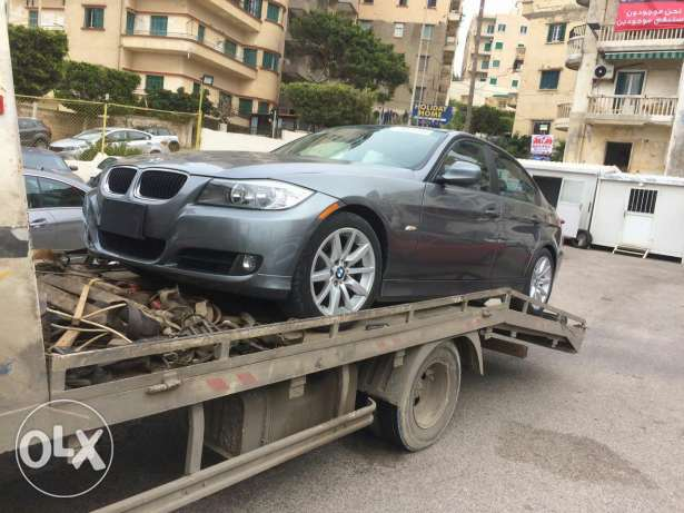 Bmw 328i sport package 2011 full options ajnabieh new arrival