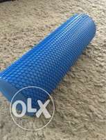 Home gym foam roller yoga pilates exercise
