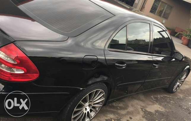 Mercedes E200 K 2006 Sports package جديدة -  6
