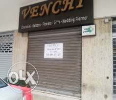Shop for RENT - Clemenceau 35 SQM