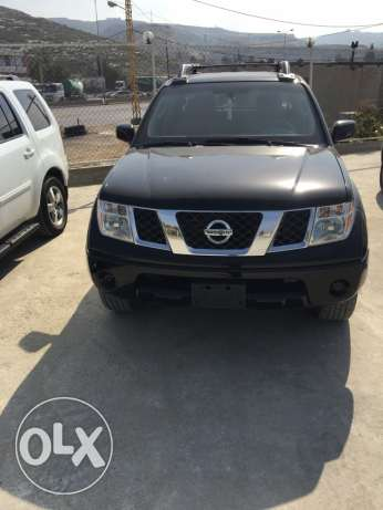 nissan frontier 4wd aswad khari2 nadafeh