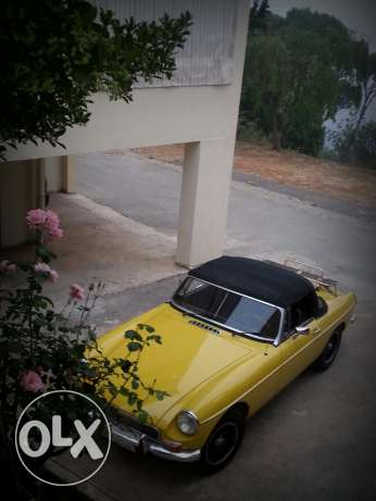 MG car for sale
