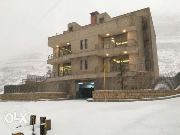 Chalet for sale or rent Faraya
