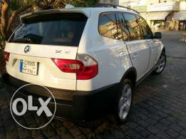 BMW X3 ,3.0 Md.2005 Very Clean