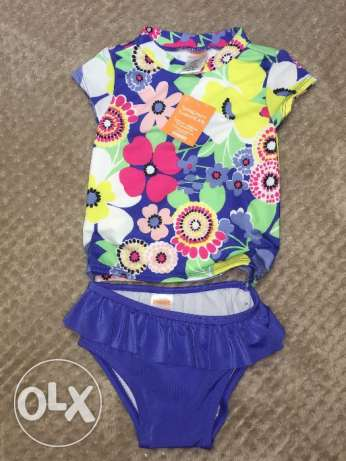 Bathing suit (Maillot) for baby girl (18-24 months) - Gymboree
