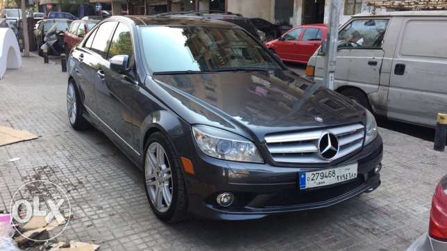 c 350 for sale الشياح -  1