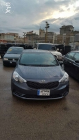 Kia cerato 2014 f. O screen blue