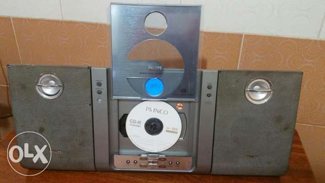 MP3 - CD play Back