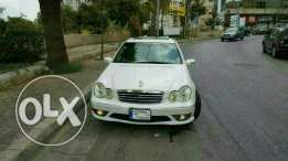 For sale mercedes 230c 2005