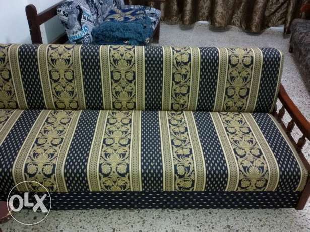 Sofa 3 pieces en 250$