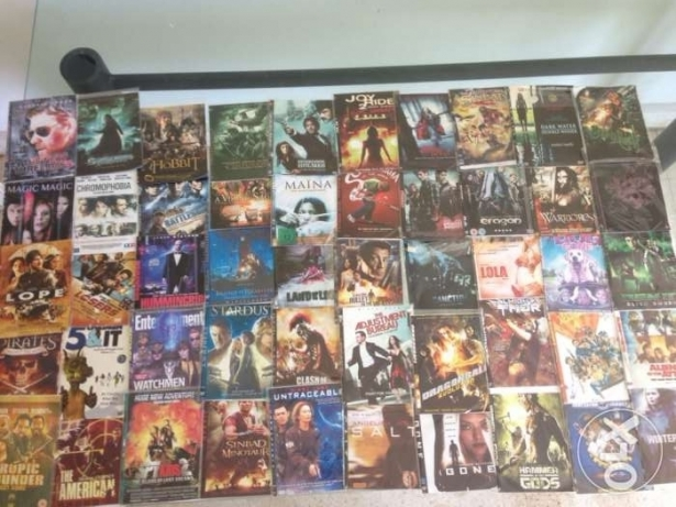 50 Action Movies