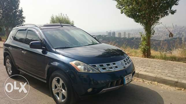 Nissan Murano Sale or Trade With A Special Plate # سن الفيل -  7