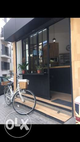 Pizza/Bakery/Crepery shop for sale in Badaro