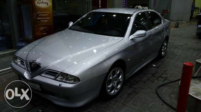 Alfa 166 3.0 maual 6 speed GTA full spioler عرمون -  6