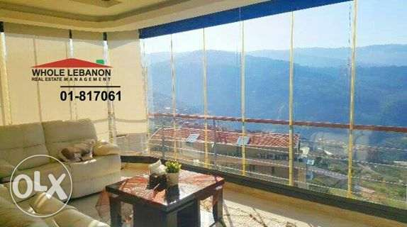 Super Amazing Apartment for sale in Mansouriyeh