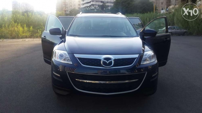 Mazda cx9 Grand touring 4 wheel
