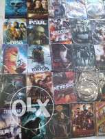 1000 DVD Movies for Sale 500 L.L. each