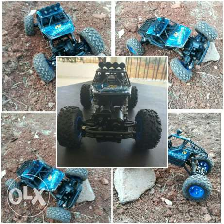 Rc ps4x4 high power truck for sale