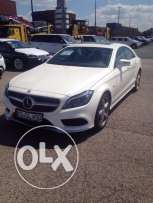 Mercedes vehicle car CLS 350 W218 AMG Styling from Germany.