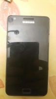 Samsung galaxy S2 with 4 batteries and power b سامسونغ s2 وباوور بنك
