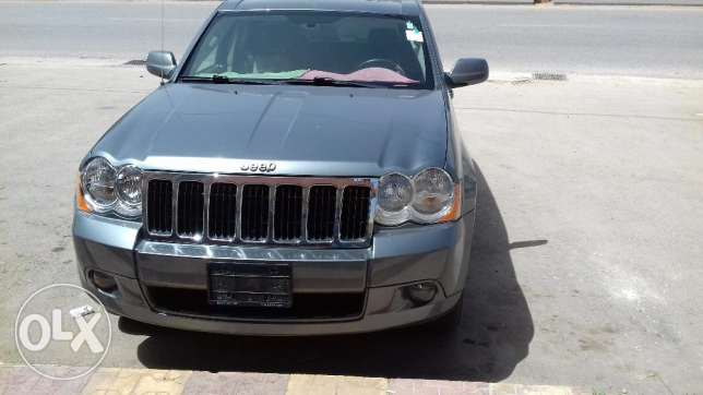 2008 grand cherokee limited v8