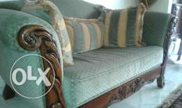 2 sofas excellent condition 1000$ both