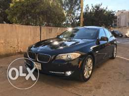 BMW 528i Model 2011 Clean Carfax