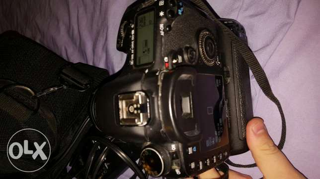 Canon 7d + key grip الطيونة -  2