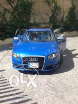 Audi S4 2006 model 83000 KM only Look Rs4 Supercharged New performanc