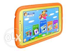 1+1 Free Samsung Galaxy Tab 3 Kids Edition (7-Inch with Bumper Case)