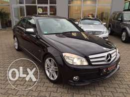 c200 amg full options