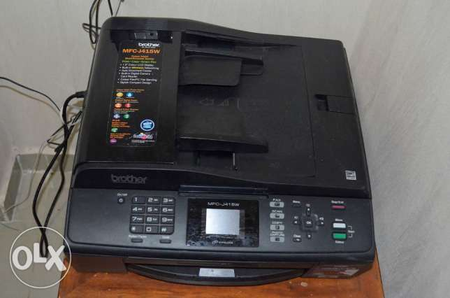 Brother 4 in 1 - FAX-Print-Copy-Scan