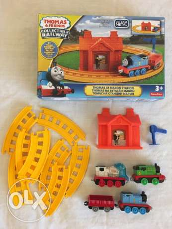 Thomas and friends toy set انطلياس -  1
