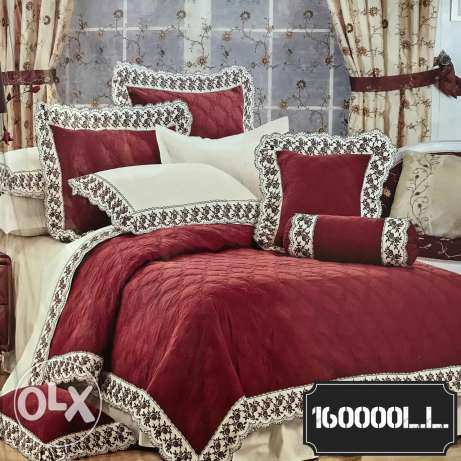 Bed Cover Sets CouvreLit - High Quality كوفرلي ، مجوز ، مطرّز - جودة