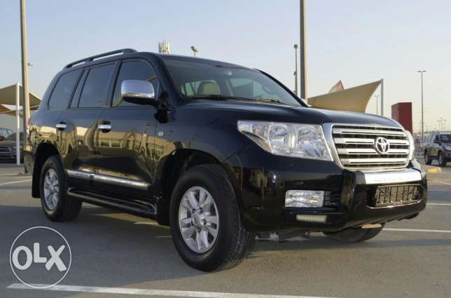 Toyota land cruiser VXR top of the range