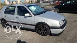 Golf 3 in a good condition