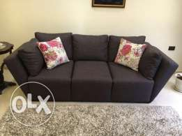 Sofa salon two pieces
