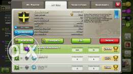 Very active clan..very gd base..price negotiable