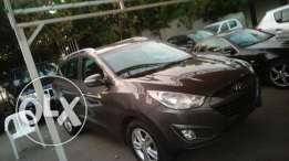 Hyundai tucson 2014 fully loaded 2.4 L