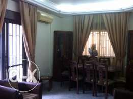 120 Sqm with Terrace 110 Sqm Fully Furnished apart for sale in Aoukar